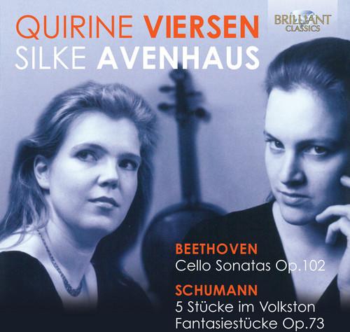 Cello Sonatas /  5 Stuecke Im Volkston