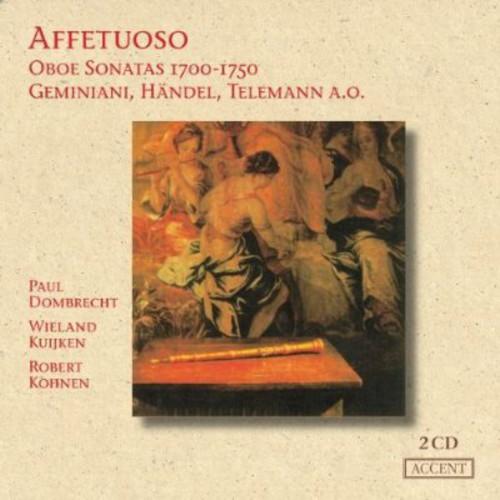 Affetuoso: Oboe Sonatas
