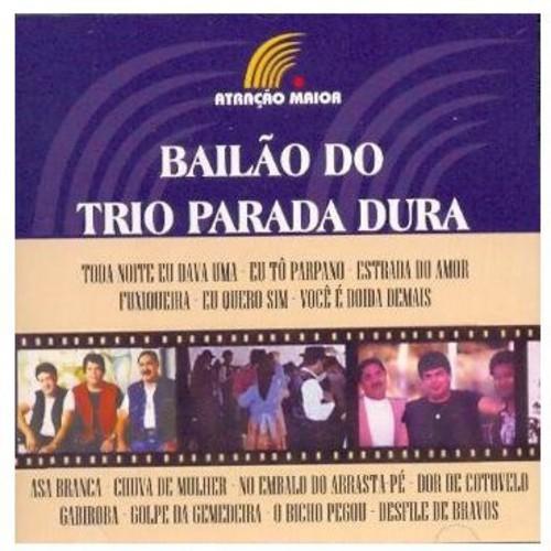 Bailao Do Trio Parada Dura /  Various [Import]