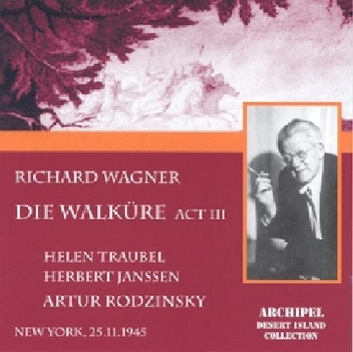 Die Walkure Akt 3: Traubel