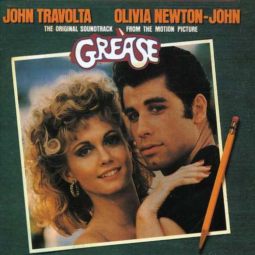 Various Artists-Grease (Original Soundtrack)