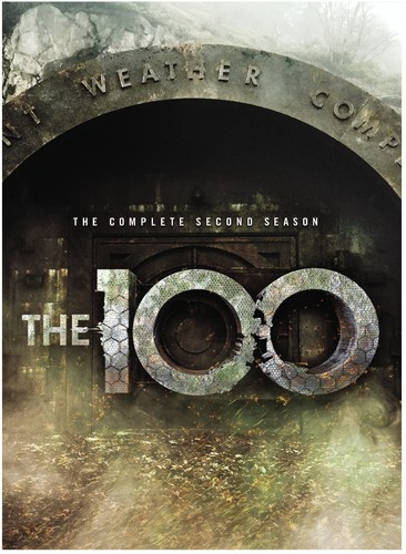 The 100: The Complete Second Season