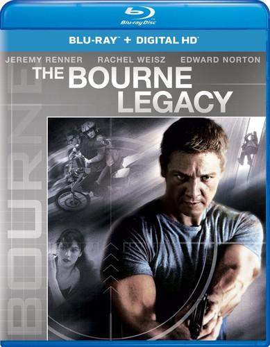 Bourne Legacy [UltraViolet] [Blu-ray]