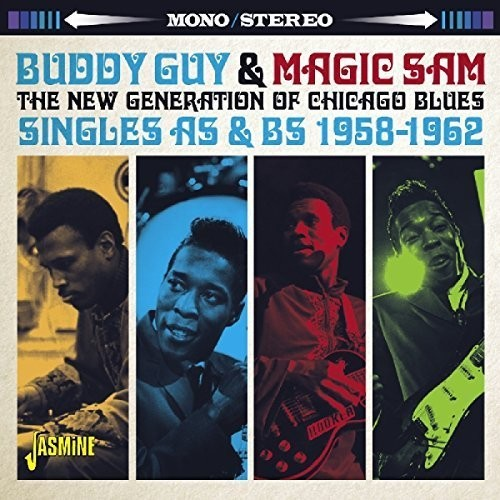 New Generation Of Chicago Blues: Singles As & Bs [Import]