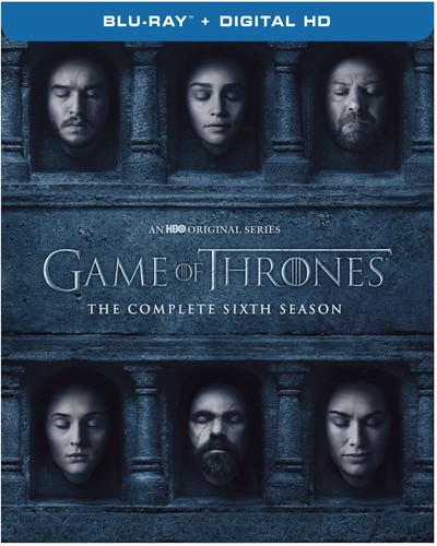 Game of Thrones: The Complete 6th Season [Blu-ray]