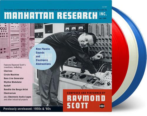 Raymond Scott, Manhattan Research Inc