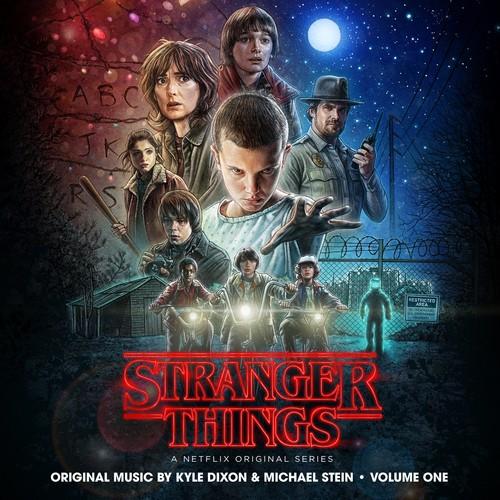 Stranger Things 1 (netflix Original Series Soundtrack)