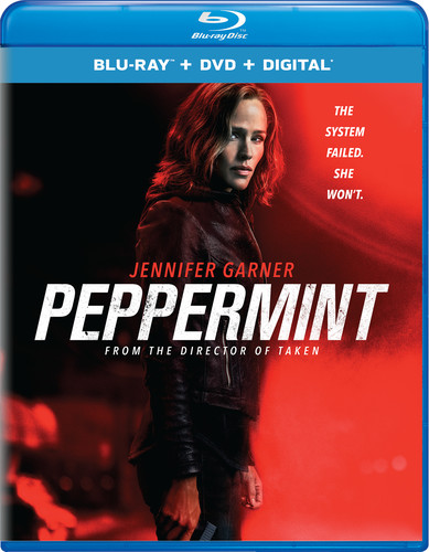 Peppermint [Blu-ray/DVD]