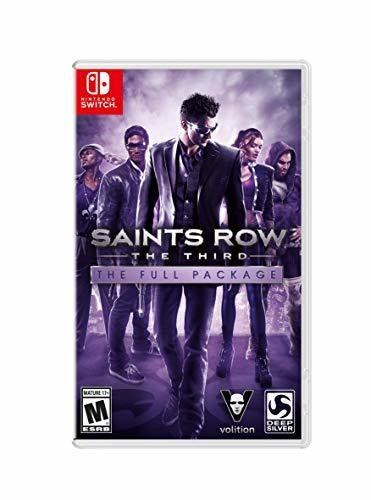 Saints Row - The Third for Nintendo Switch