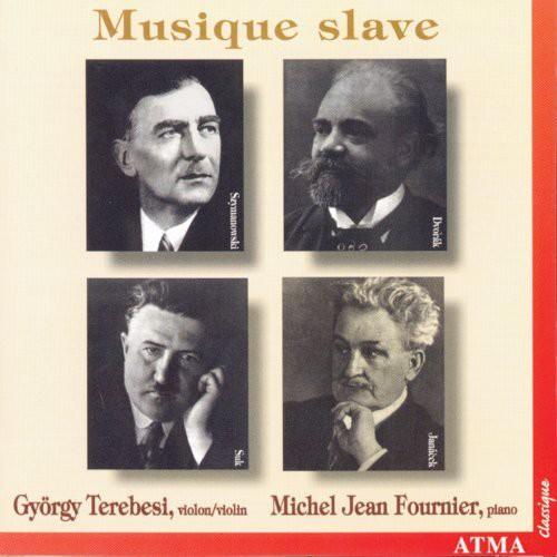 Musique Slave: Violin Sonatas