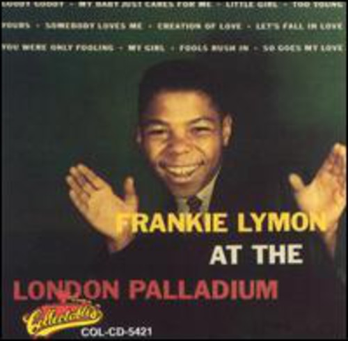 At the London Paladium