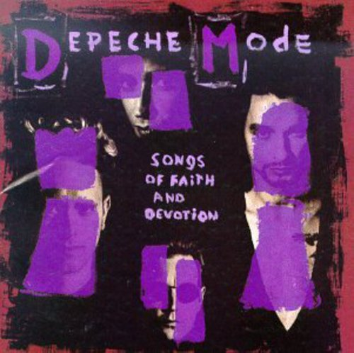 Depeche Mode-Songs of Faith & Devotion