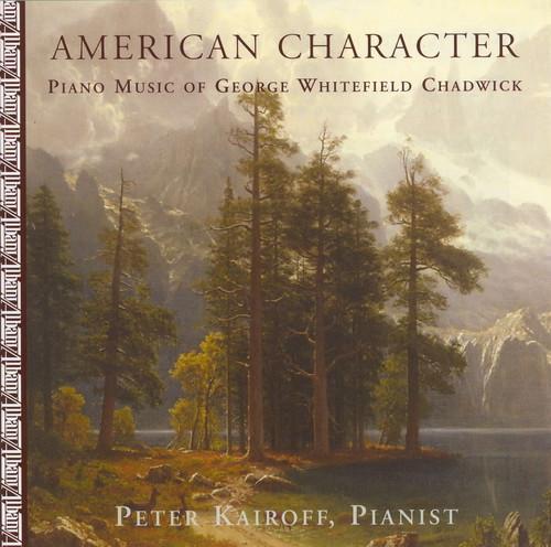 American Character: Piano Music