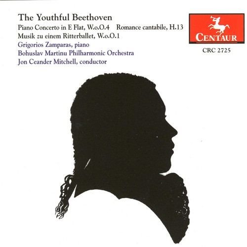Youthful Beethoven