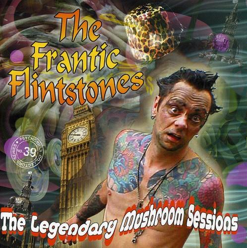 The Legendary Mushroom Sessions [Import]