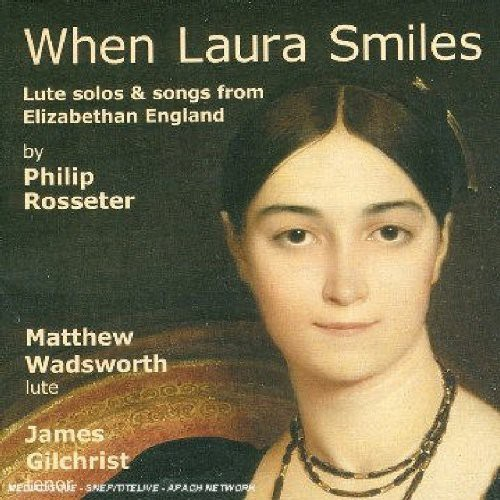When Laura Smiles: Lute Solos & Songs from