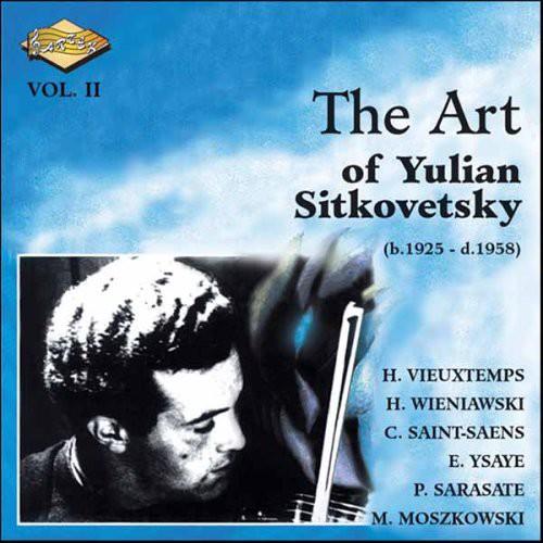 Art of Yulian Sitkovetsky 2