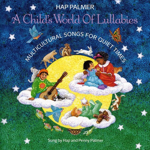Child's World of Lullabies-Multicultural Songs