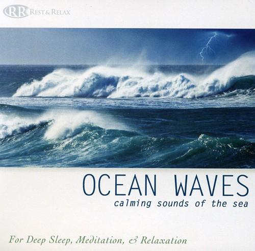 Ocean Waves: Calming Sounds of Sea