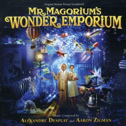 Various Artists-Mr. Magorium's Wonder Emporium (Score) (Original Soundtrack)