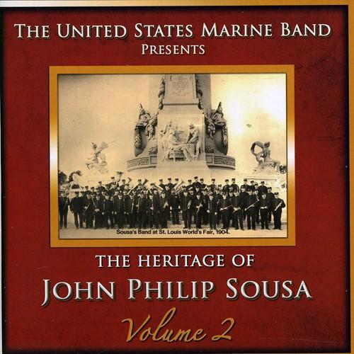 Heritage of John Philip Sousa, Vol. 2