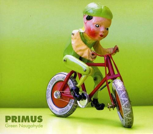 Primus-Green Naugahyde