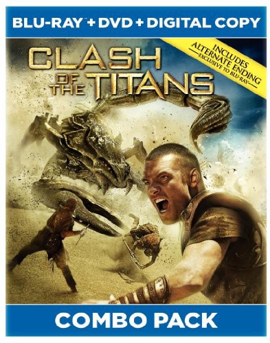Clash Of The Titans [2010] [WS] [With DVD] [Digital Copy] [O-Sleeve]