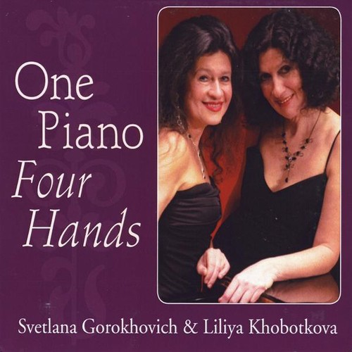 One Piano Four Hands