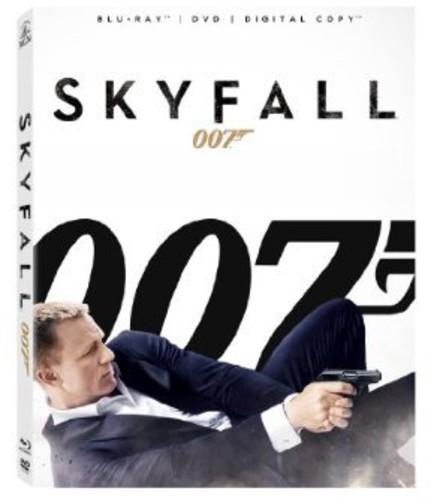 Skyfall [2 Discs] [UltraViolet] [Blu-ray/DVD]