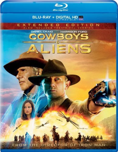 Cowboys & Aliens [UltraViolet] [Blu-ray]
