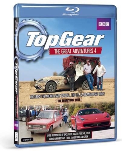 Top Gear Great Adventures 4 [Import]