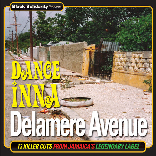 Black Solidarity Presents: Dance Inna /  Various