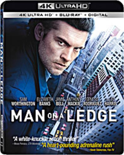 Man On a Ledge [4K Ultra HD Blu-ray/Blu-ray]