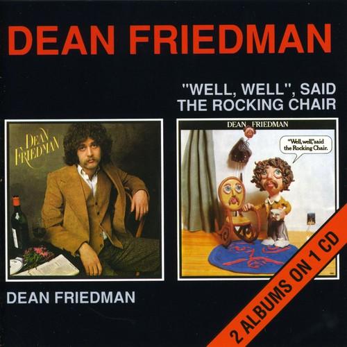 Dean Friedman/ Well Well Said Rocking Chair [Import]