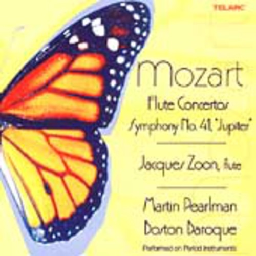Flute Concertos / Symphony 41: Jupiter