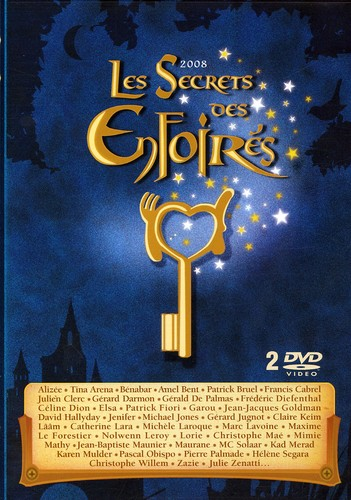 Les Secrets Des Enfoires 2008 [Import]