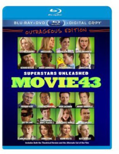 Movie 43 [2 Discs] [Blu-ray/DVD]