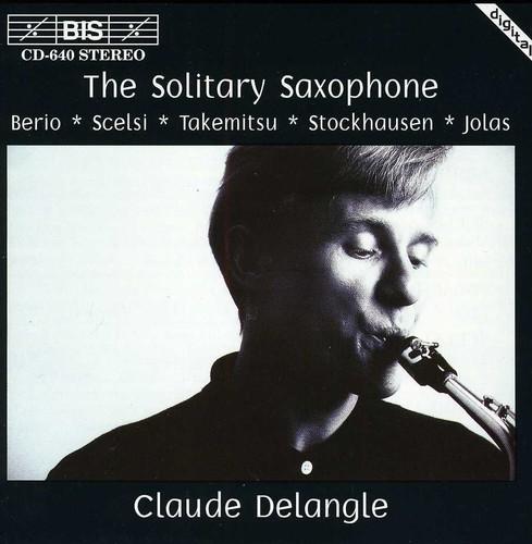 Solitary Saxophone /  Various