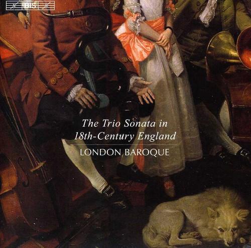 Trio Sonata in 18th Century England
