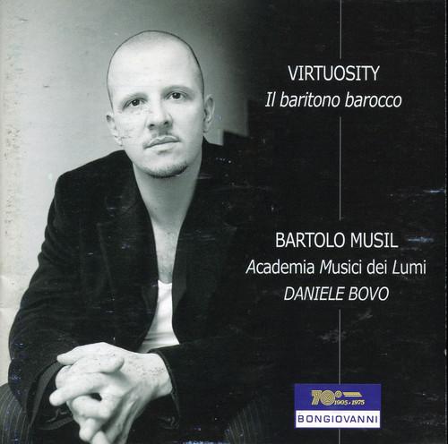 Virtuosity - Il Baritono Barocco