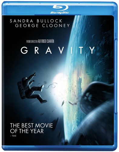 Gravity [UltraViolet] [Blu-ray]