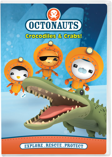 Octonauts: Crocodiles & Crabs!