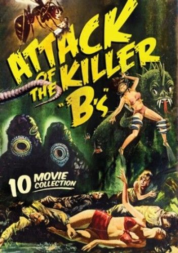 """Attack of the Killer """"B's"""": 10 Movie Collection"""