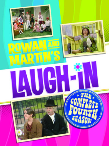 Rowan & Martin's Laugh-In: The Complete Fourth Season