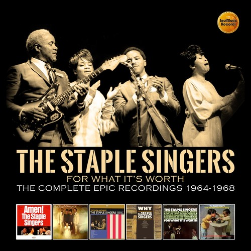 For What It's Worth: Complete Epic Recordings 1964-1968 [Import]
