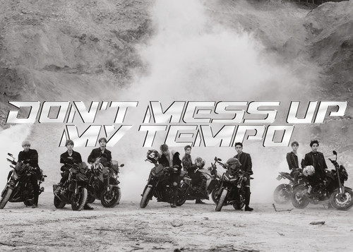 EXO The 5th Album 'DON'T MESS UP MY TEMPO' (Andante Ver.)