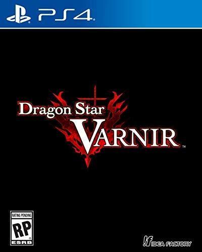 Dragon Star Varnir for PlayStation 4