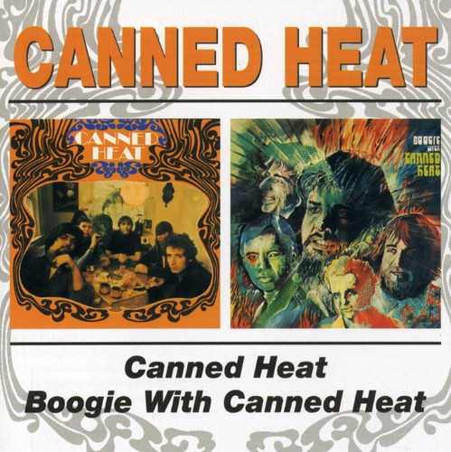 Canned Heat /  Boogie with Canned Heat [Import]
