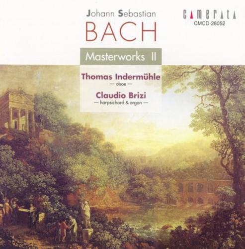 Masterworks for Oboe Harpsichord & Organ II