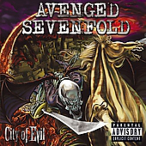 Avenged Sevenfold-City of Evil